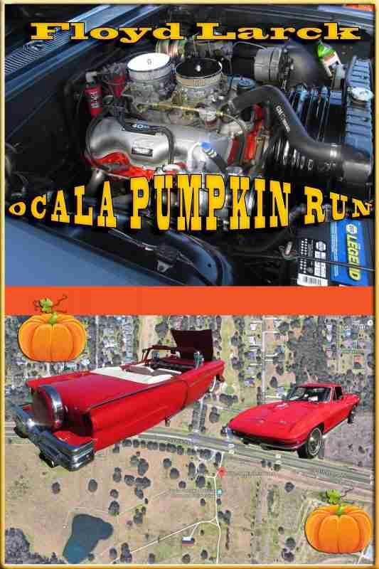 The Ocala Pumpkin Run Illustrated